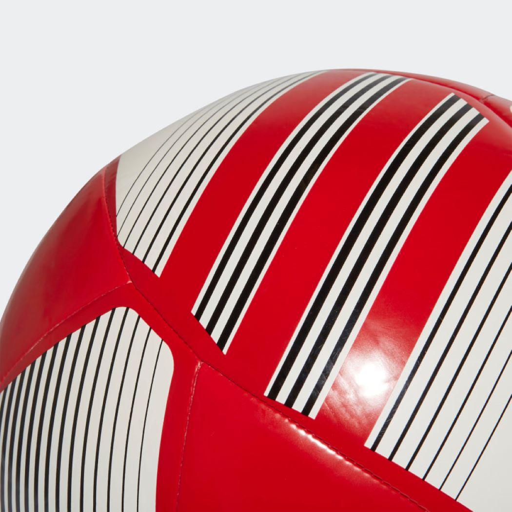 Bola De Futebol Adidas Sâo Paulo FC Vermelho e Branco