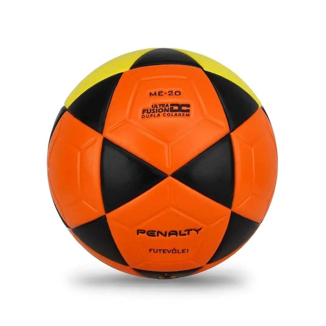 Bola de Futvôlei Penalty XXI Laranja e Amarelo