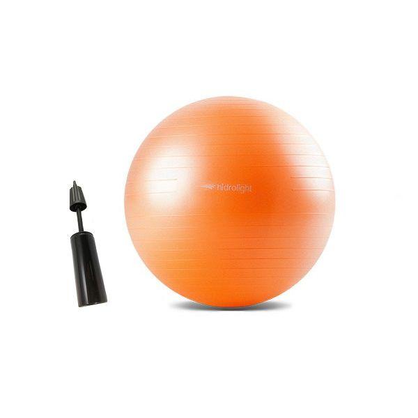 Bola Exercícios Academia Pilates Yoga Hidrolight com Bomba de Inflar