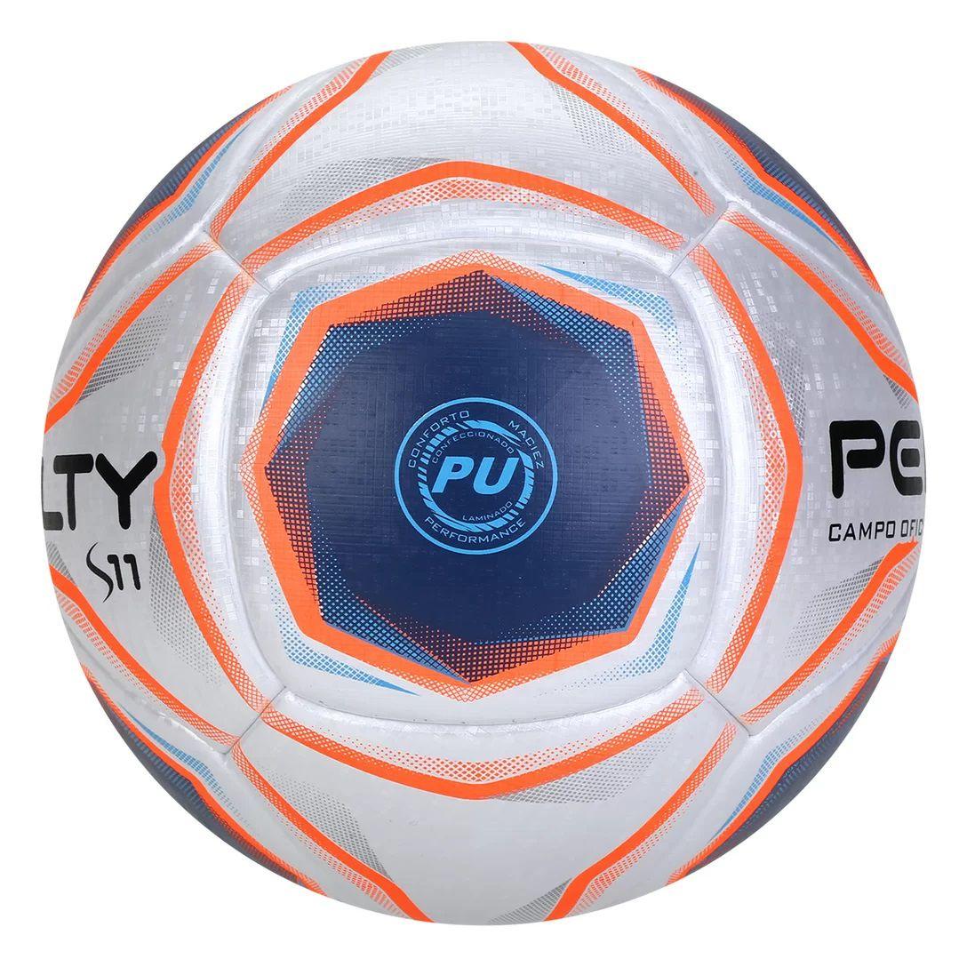 Bola Penalty Futebol de Campo S11 R1 Termotec FPF Paulistão 2020