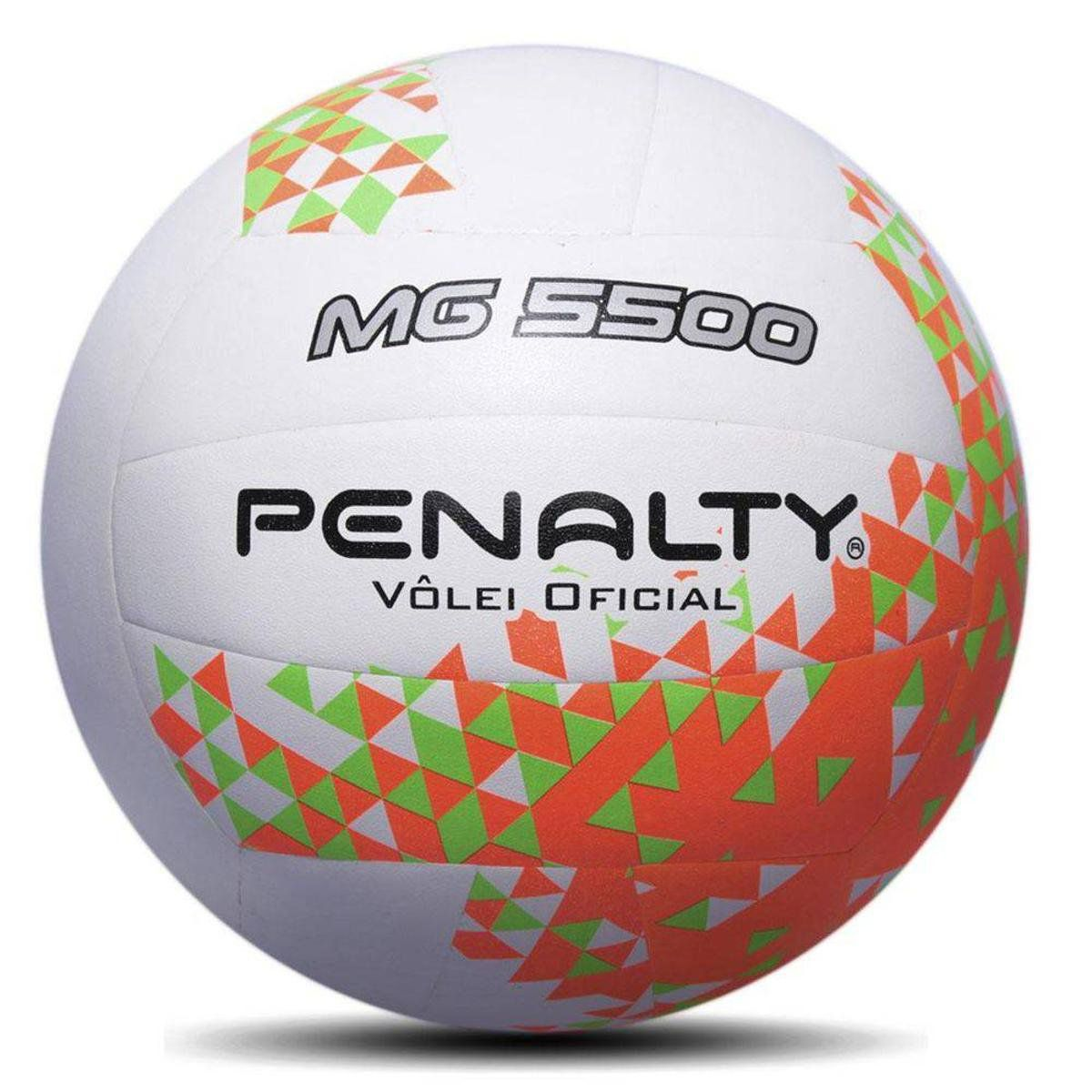 Bola Vôlei Penalty MG 5500 VIII Oficial