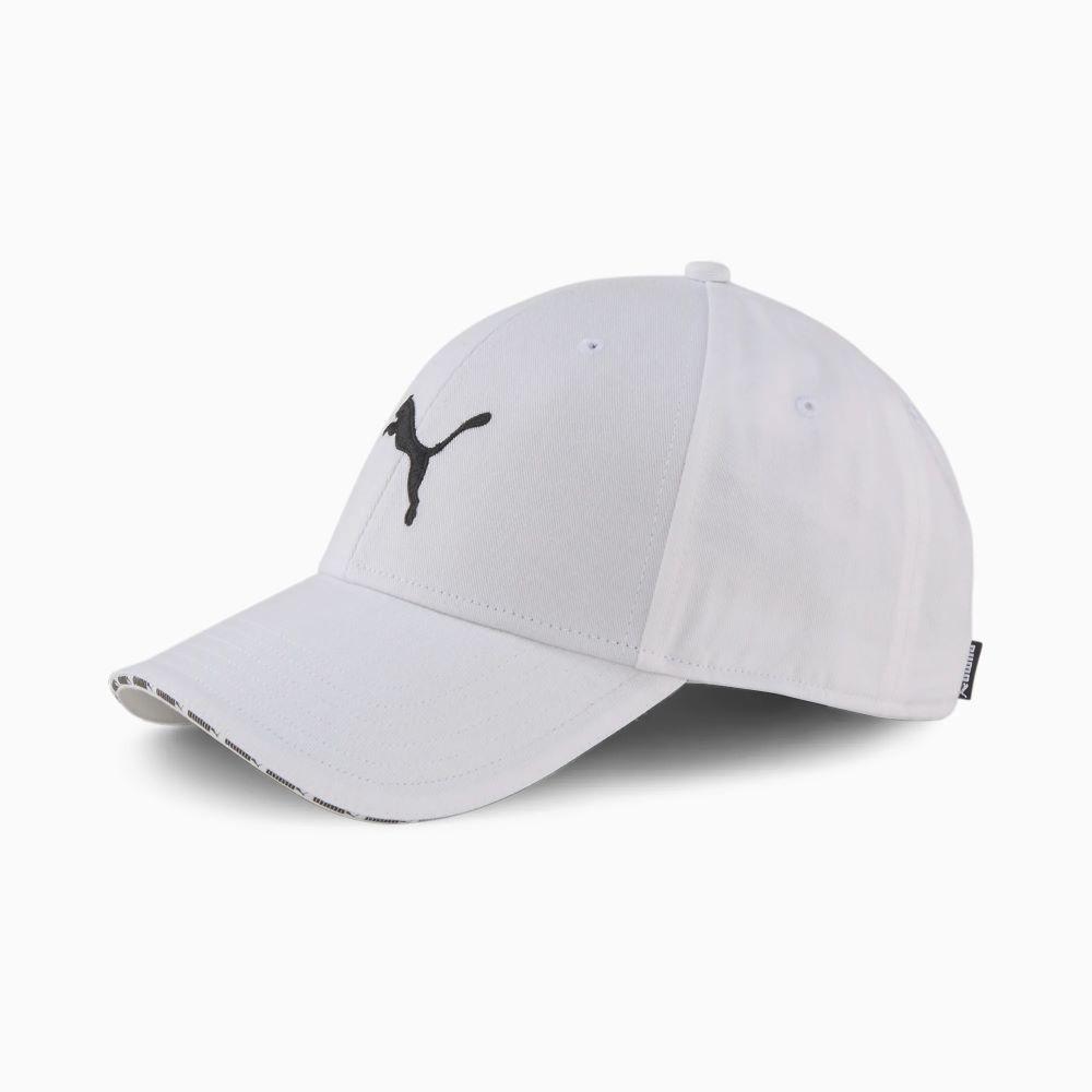 Boné Puma Visor Cap Branco