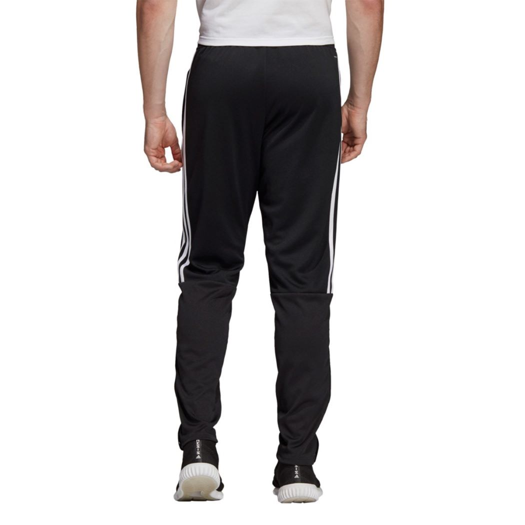 Calça Adidas Sereno Listras Masculina Preto e Branco