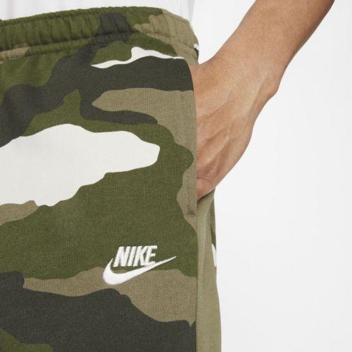Calça Nike Sportswear Club Jogger Masculina Camuflada