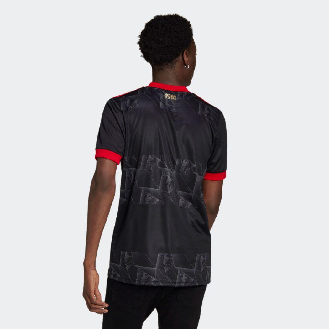 Camisa Adidas Flamengo III  CR 2021/2022