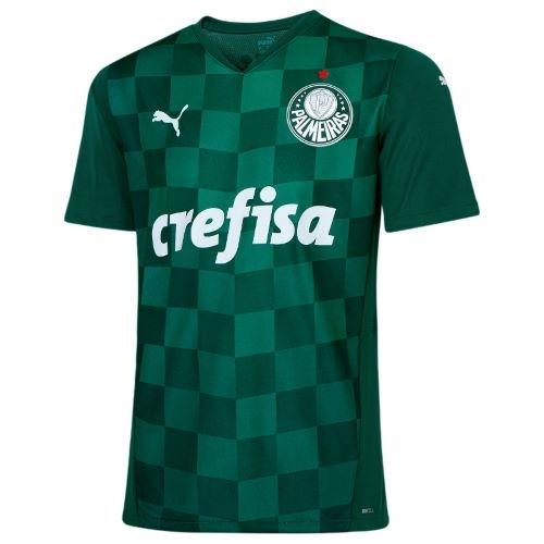 Camisa Palmeiras Puma I Masculina 2021