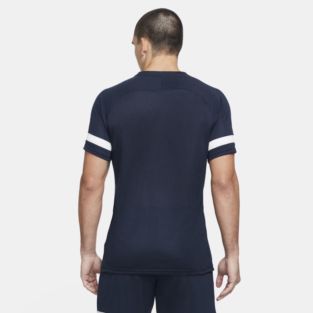 Camiseta Nike Dri-Fit Academy Masculina Azul Marinho