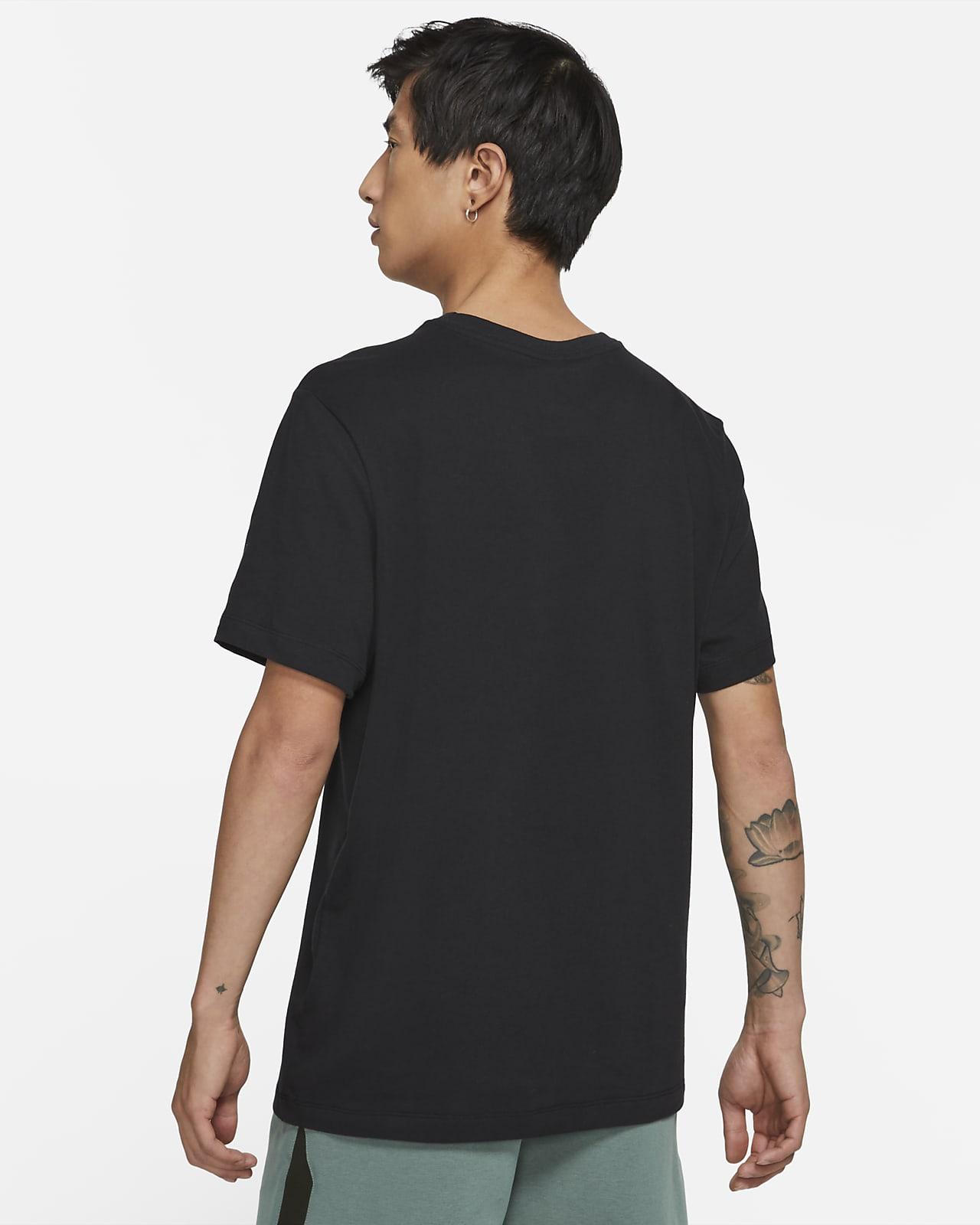 Camiseta Nike Dri-Fit Masculina Preto