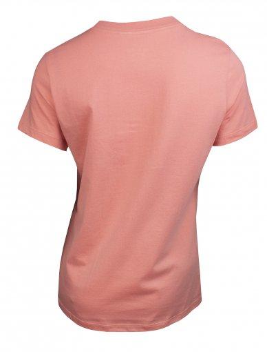 Camiseta Nike Essentials Feminina Salmão