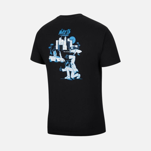 Camiseta Nike SB Masculina Preto