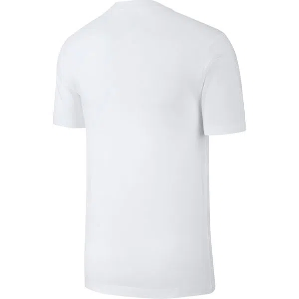 Camiseta Nike SpotWear Just Do It Masculina Branco e Preto