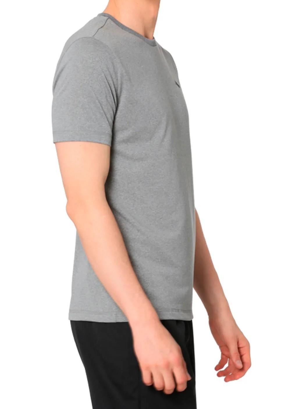 Camiseta Puma Active Tee Masculina Cinza