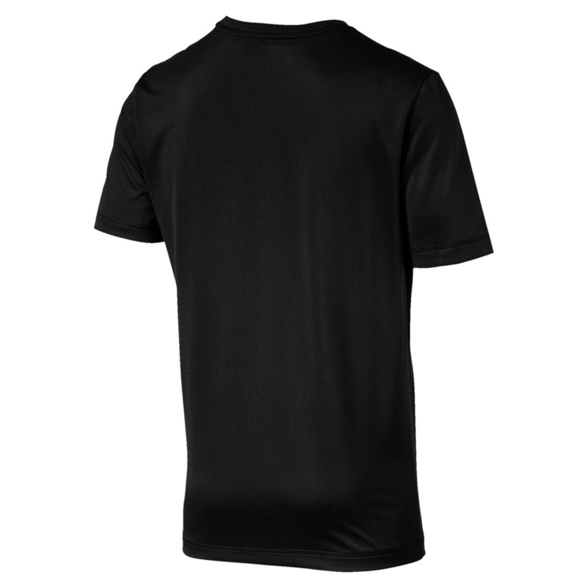 Camiseta Puma Active Tee Masculina Preto