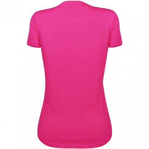 Camiseta Puma Essentials Tee Feminina Pink