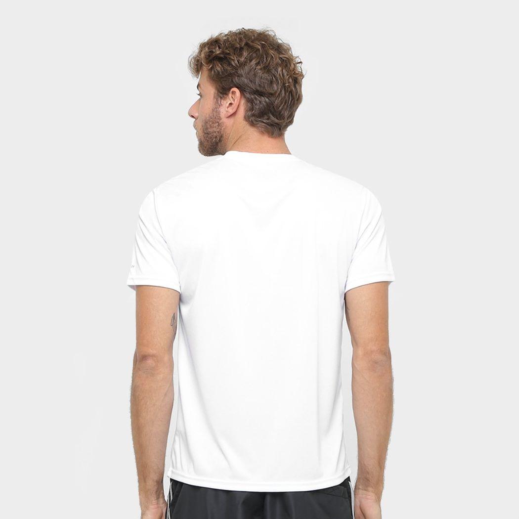 Camiseta Speedo Interlock Masculina Branca
