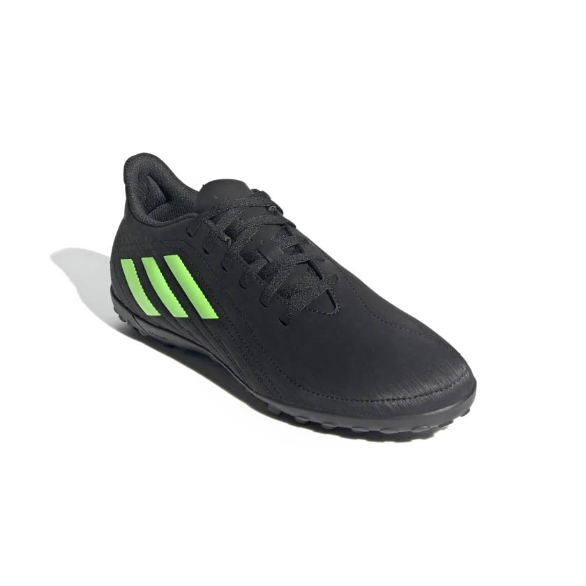 Chuteira Society Adidas Deportivo TF Masculino Preto e Verde