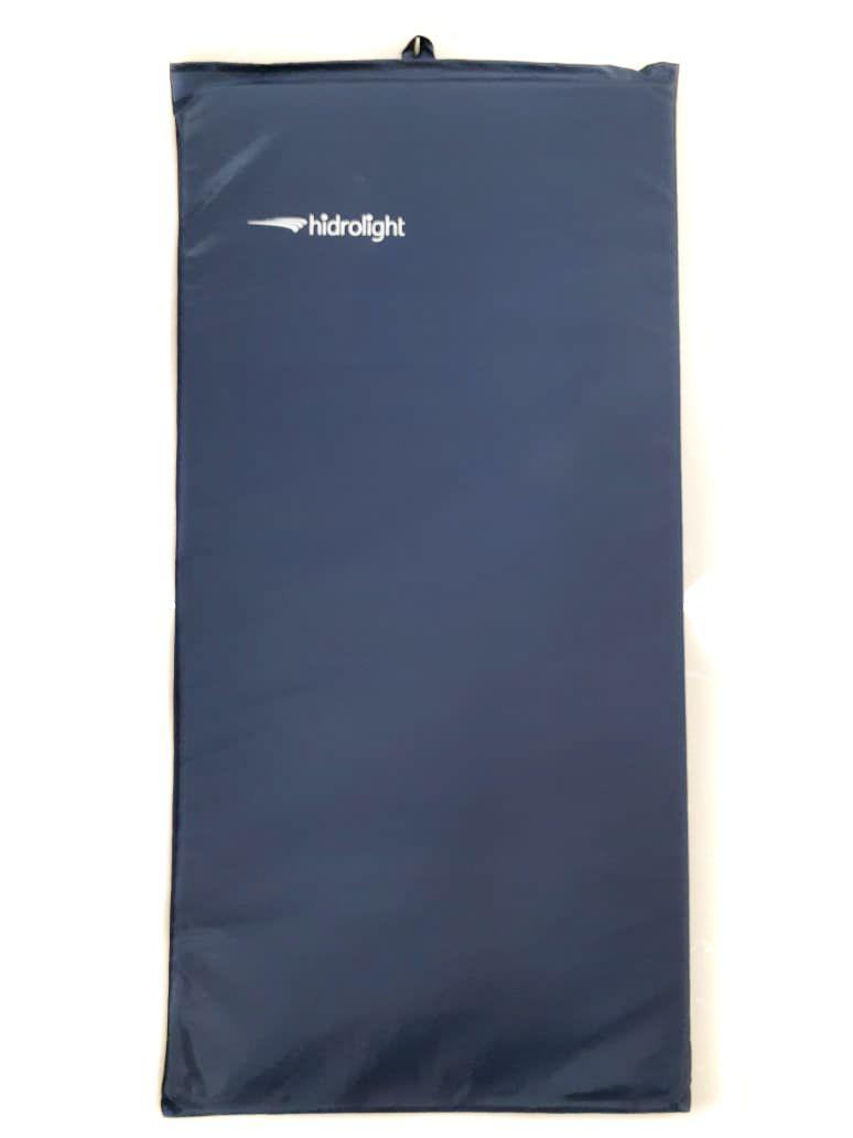 Colchonete de Academia Hidrolight 100 x 50 cm Marinho