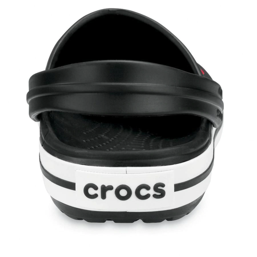 Crocs Crocband Clog Preto e Branco