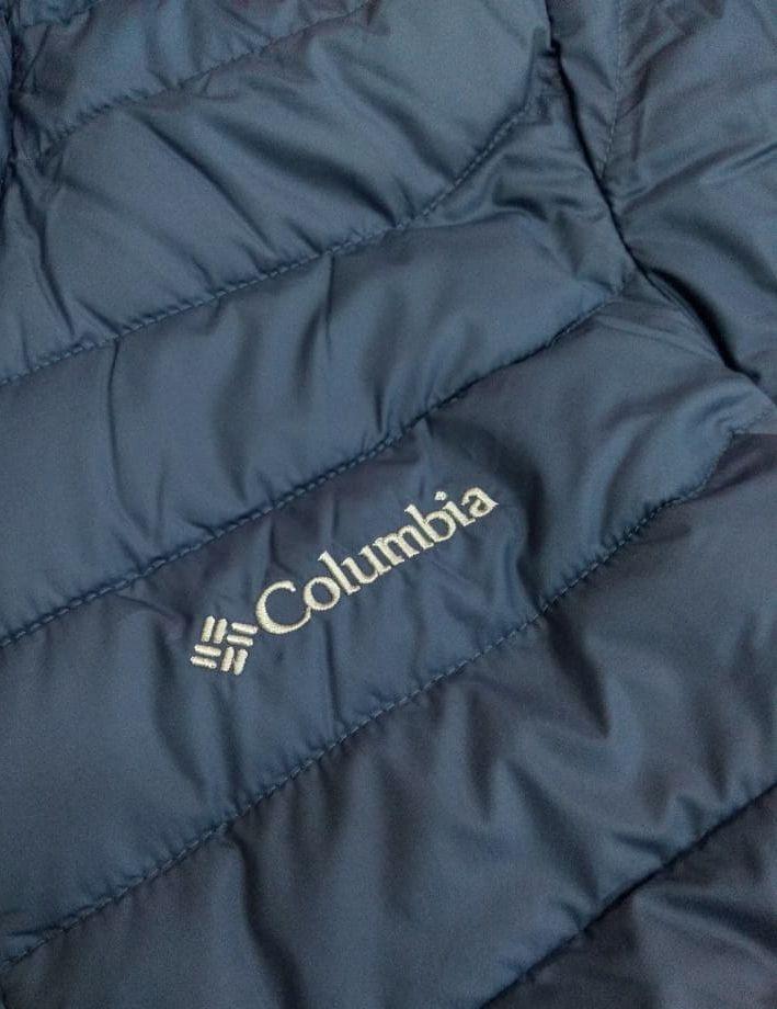 Jaqueta Columbia Powder Lite Masculina Marinho