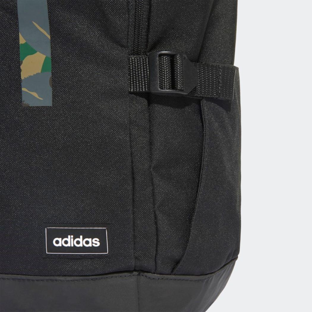 Mochila Adidas Classic Preto e Camuflado
