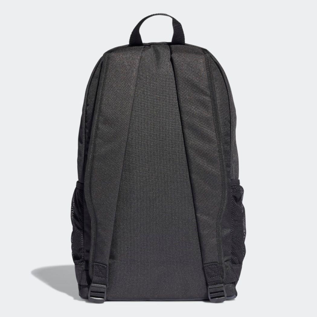 Mochila Adidas Linear Core Preto e Branco
