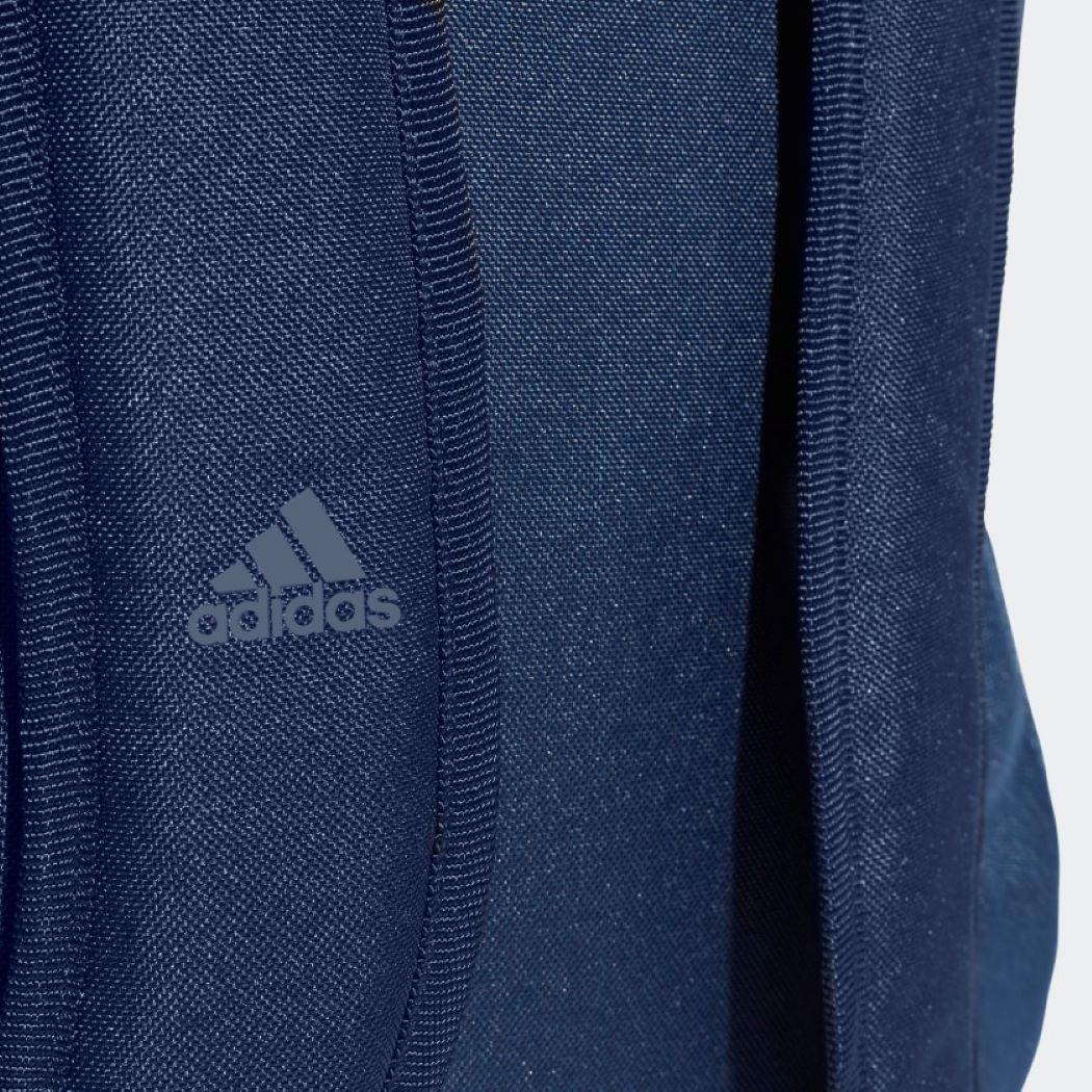 Mochila Adidas Stripes Power Média Azul e Branco