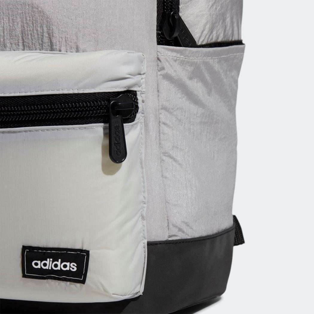Mochila Adidas Tailored Média Cinza