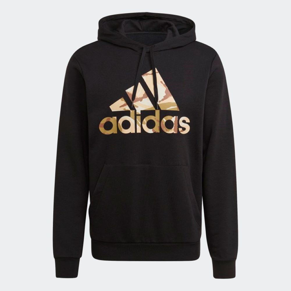 Moletom Adidas Capuz Essentials Camuflado