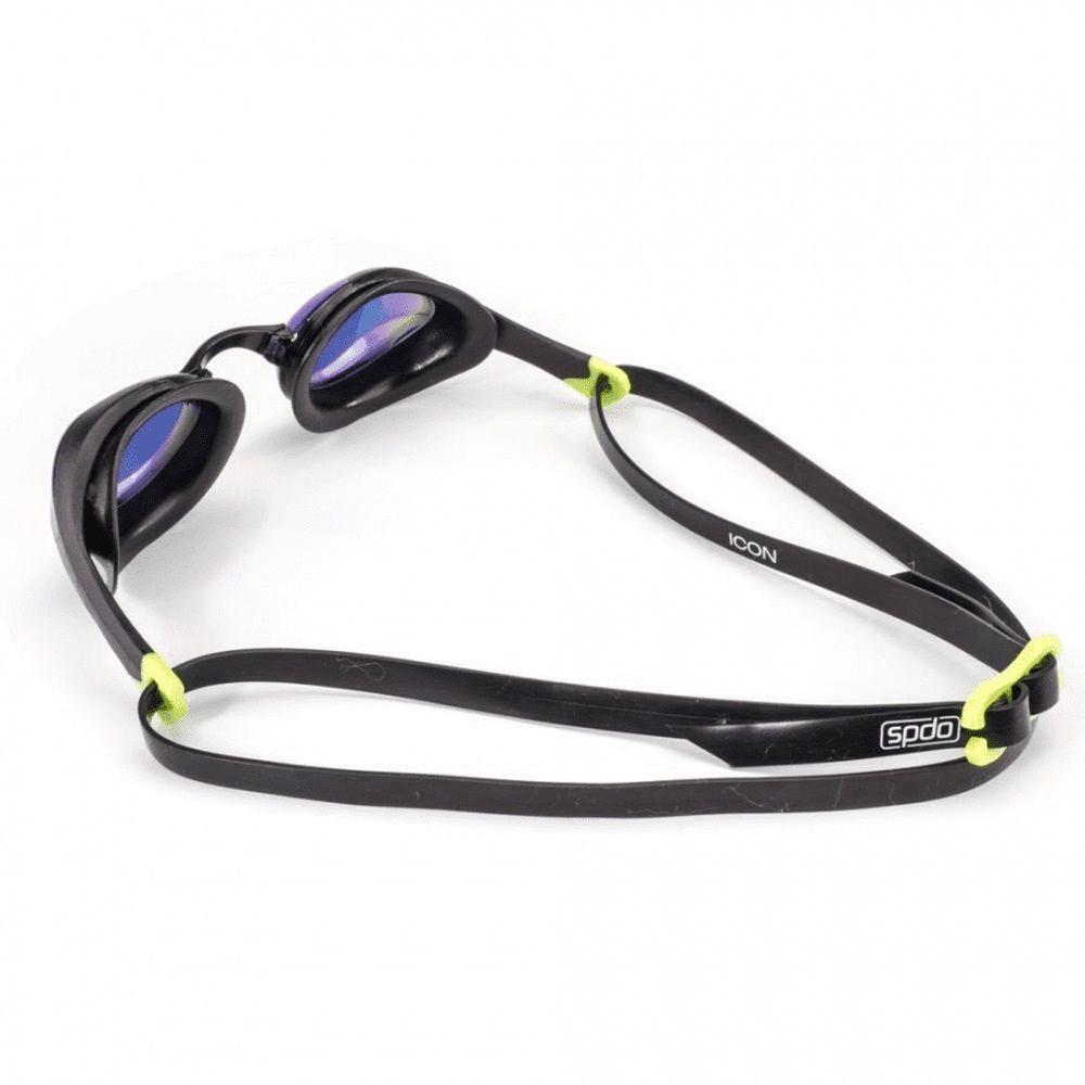 Óculos de Natação Speedo Icon Competição Profissional Espelhado