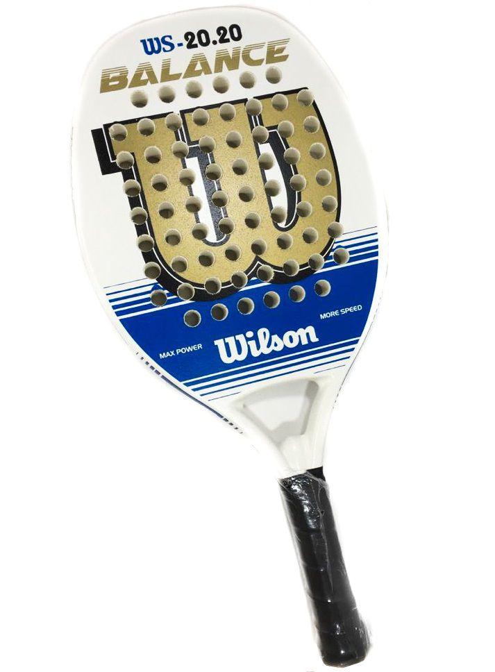 Raquete Beach Tennis Wilson WS 20.20