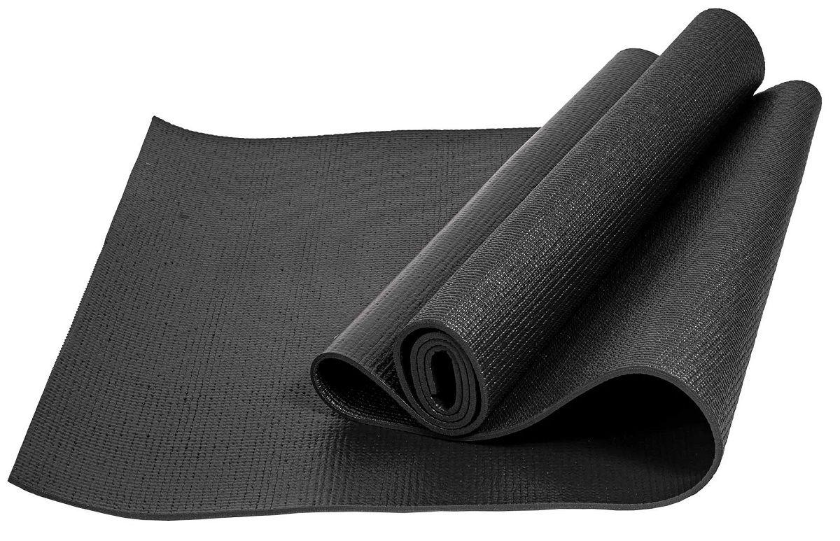 Tapete Yoga e Pilates Extra Macio Poker Kap 166 X 60 cm Cinza
