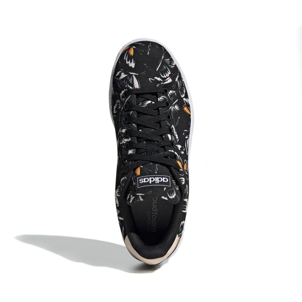 Tênis Adidas Advantage Farm Feminino Preto