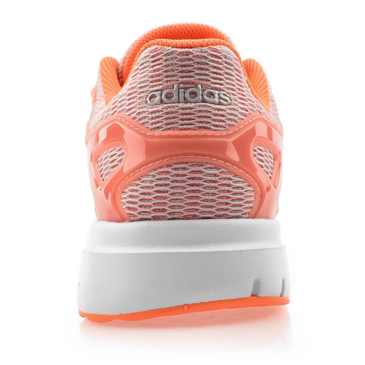 Tênis Adidas Energy Cloud Feminino Coral e Branco