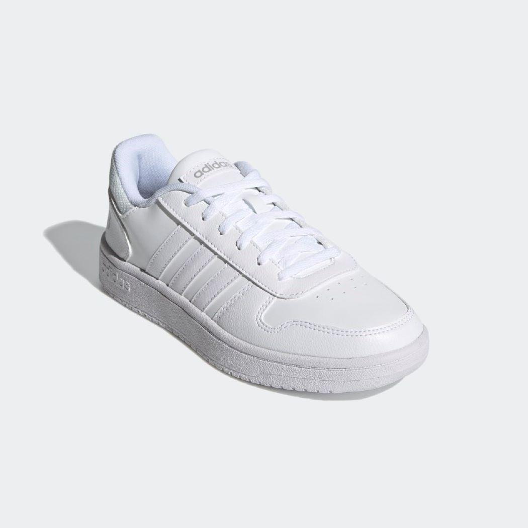 Tênis Adidas Hoops 2.0 Feminino Branco