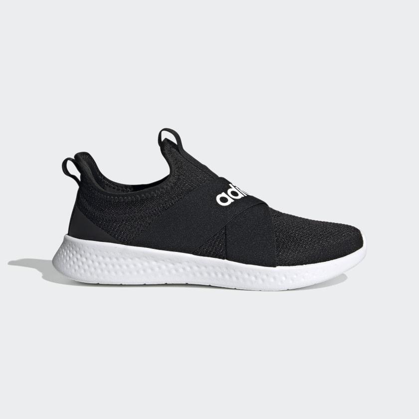 Tênis Adidas Puremotion Adapt Feminino Preto e Branco