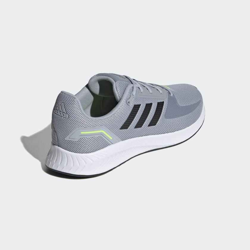 Tênis Adidas Runfalcon 2.0 Masculino Cinza e Preto