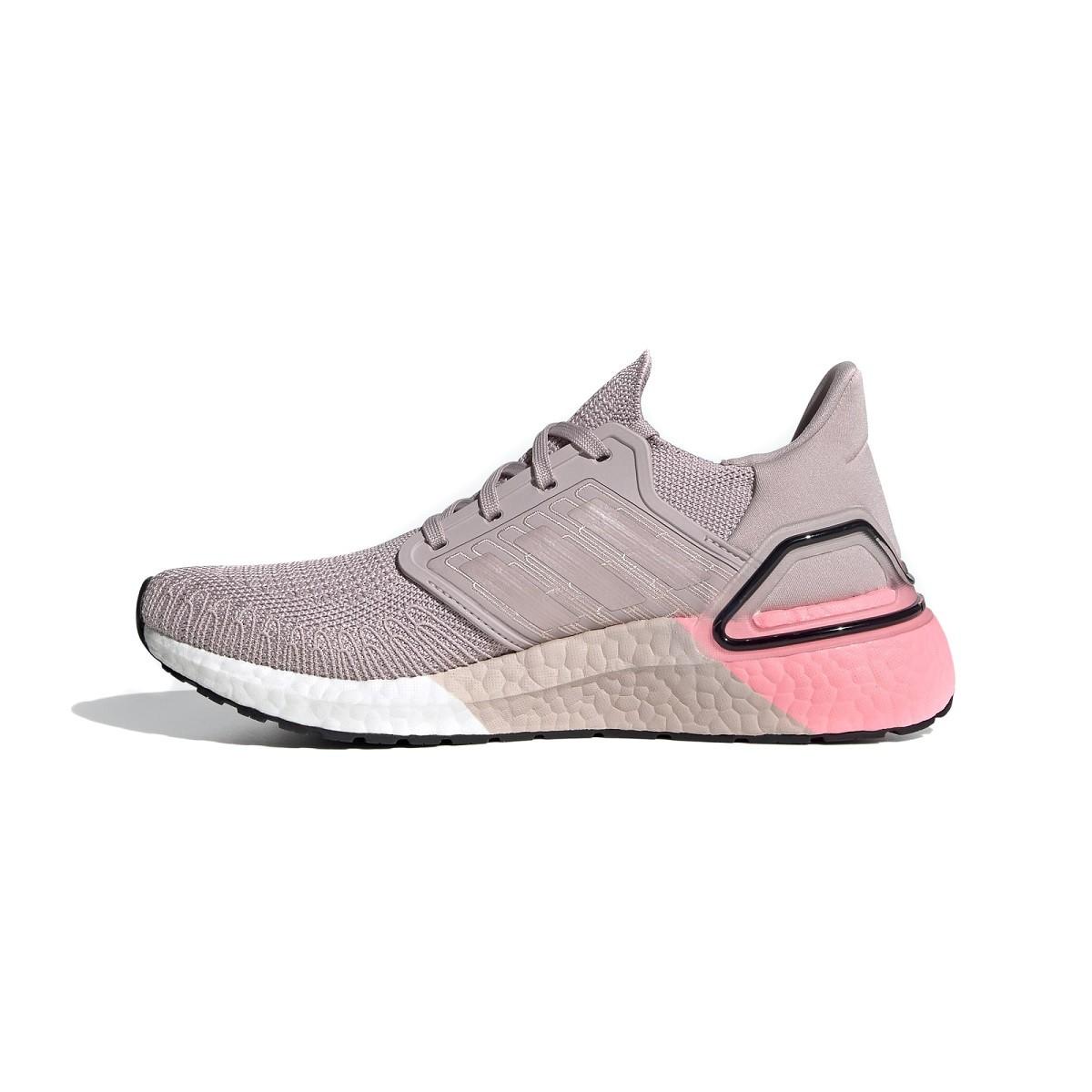 Tênis Adidas Ultraboost 20 Feminino Rosê