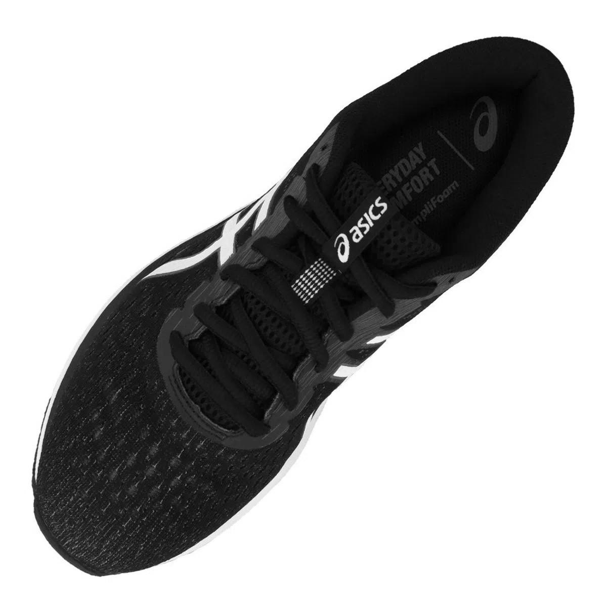 Tênis Asics Gel Excite 7 Masculino Preto e Branco