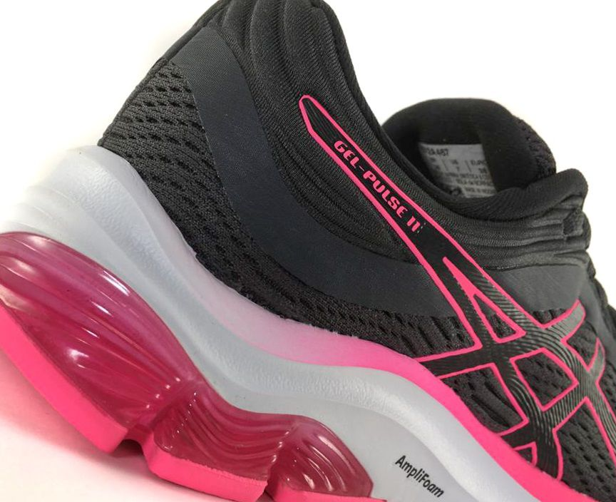 Tênis Asics Gel Pulse 11 Feminino Grafite e Pink