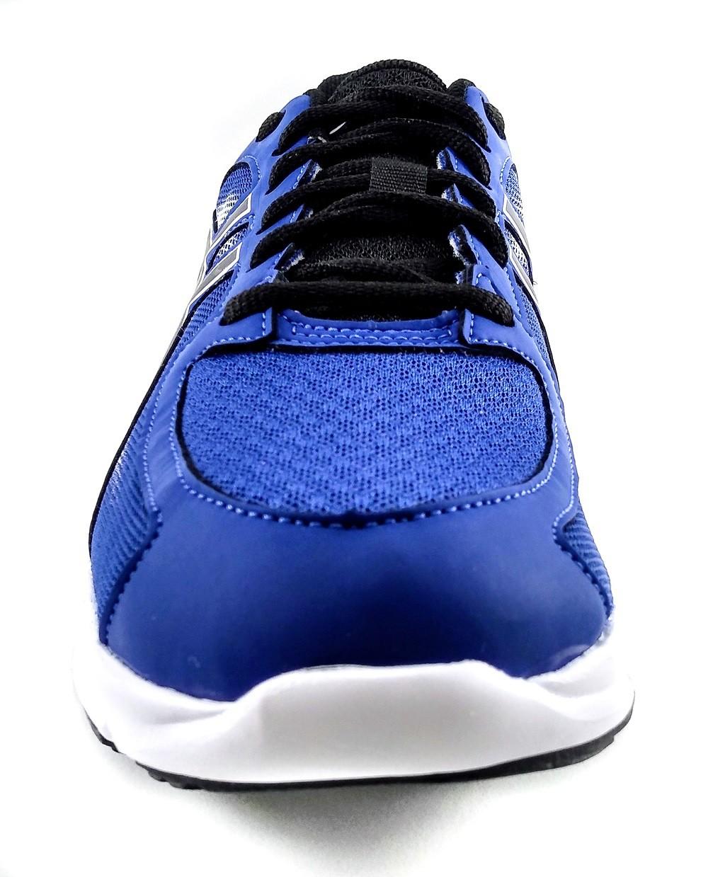 Tênis Asics Gel Transition Masculino Azul e Preto