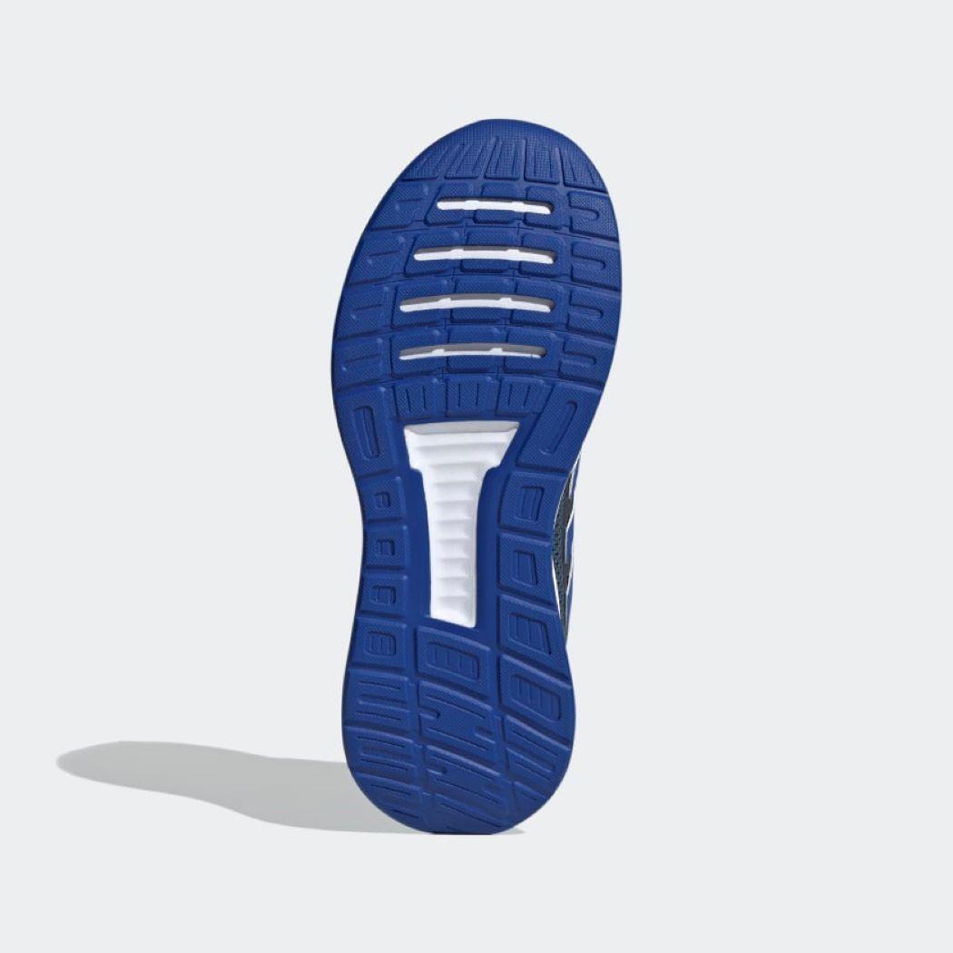 Tênis Infantil Adidas Runfalcon Azul e Cinza
