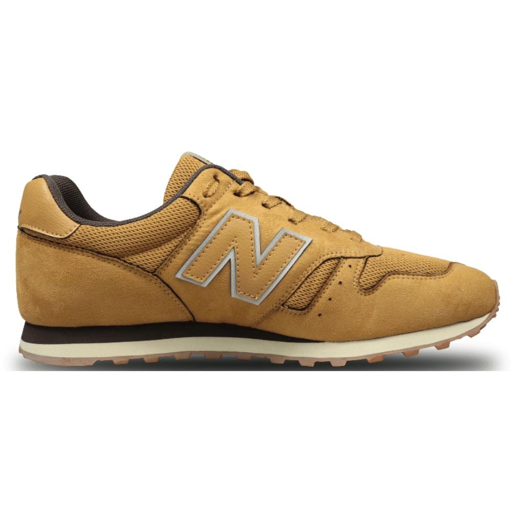 Tênis New Balance 373 ML373UA2 Masculino Caramelo