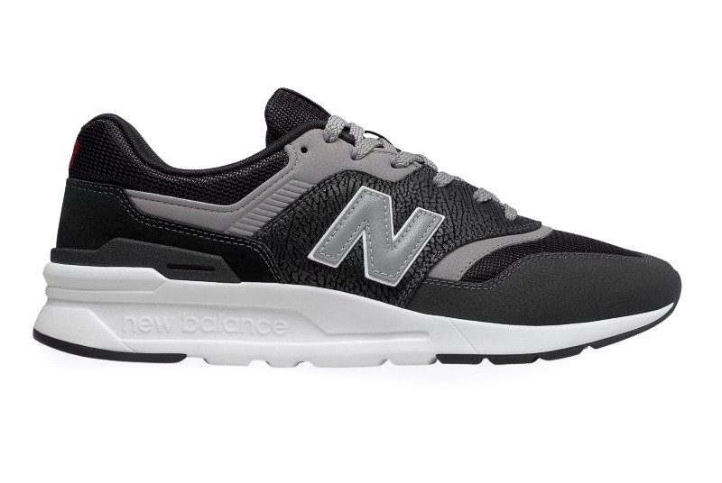 Tênis New Balance 997H CM997HFN Masculino Preto e Cinza