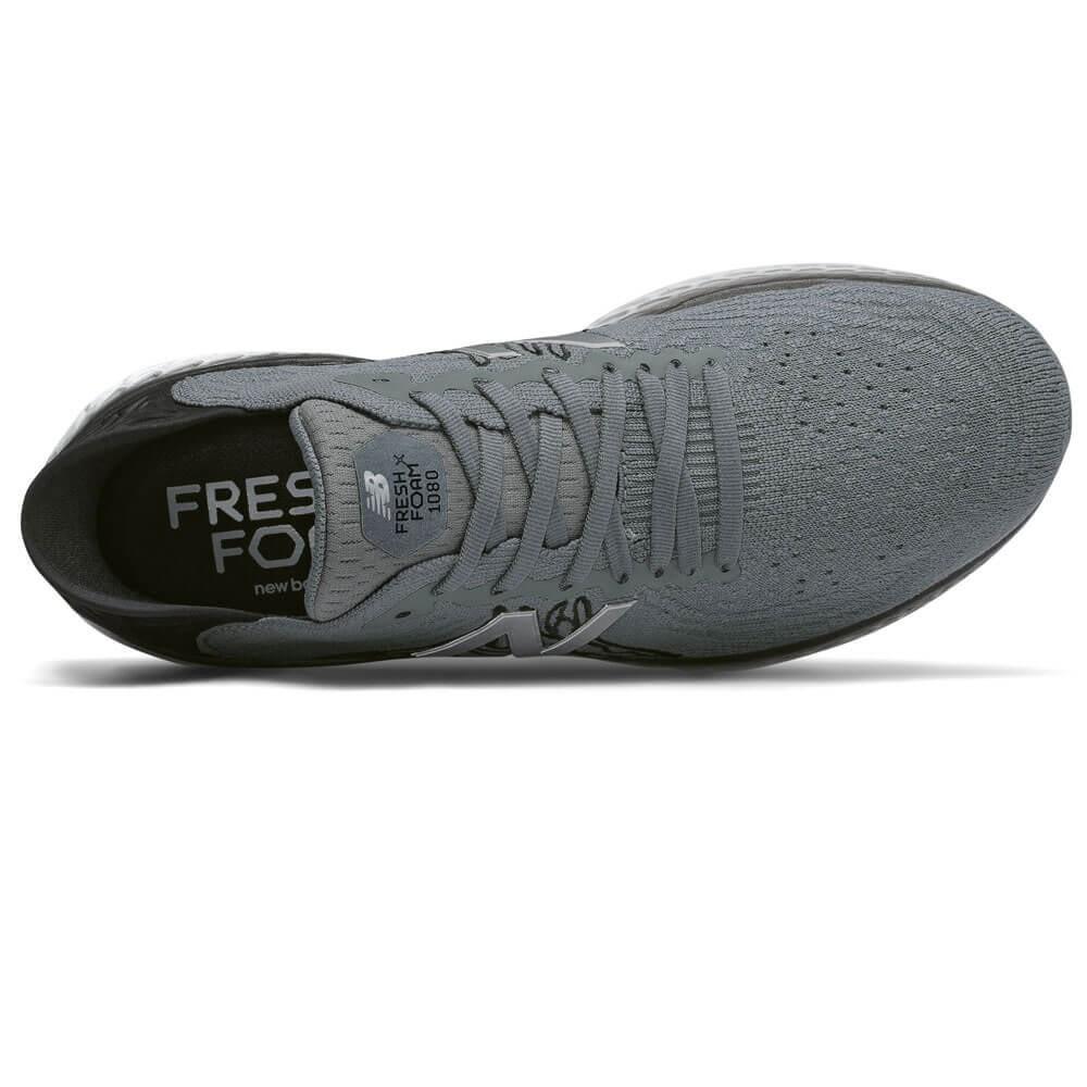 Tênis New Balance Fresh Foam 1080 C10 Masculino Cinza e Preto