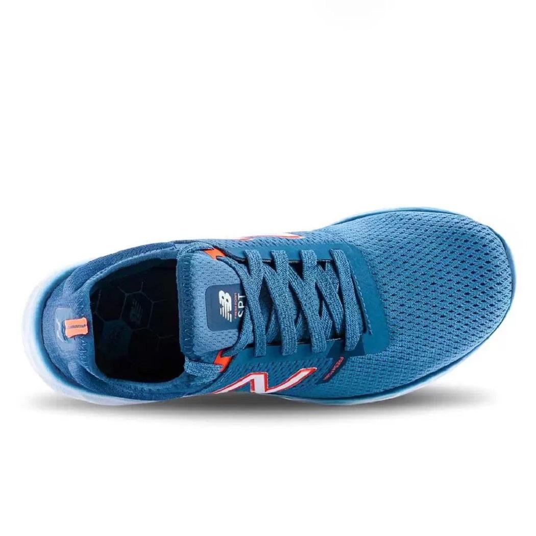 Tênis New Balance MSPTAW2 Masculino Azul e Laranja