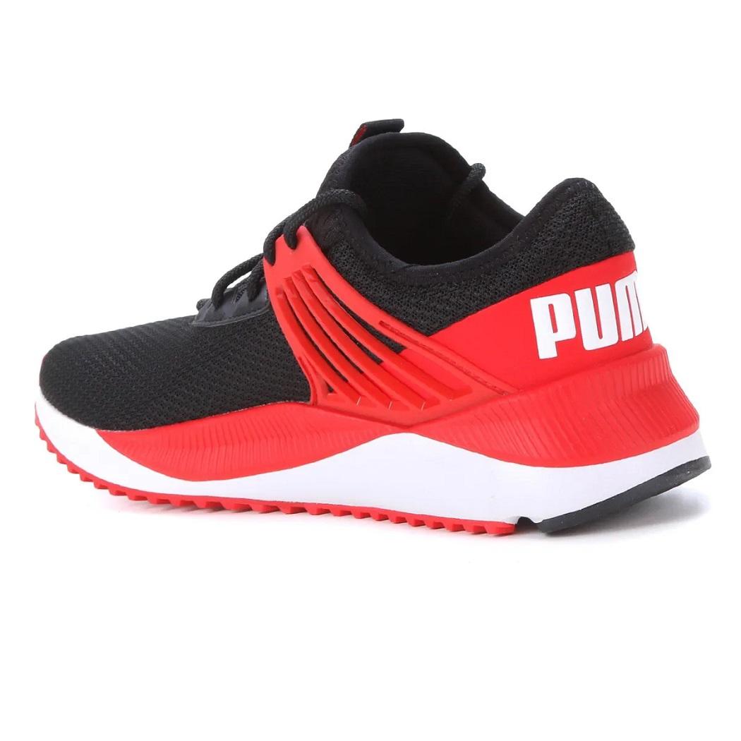 Tênis Puma Pacer Future Masculino Preto e Vermelho