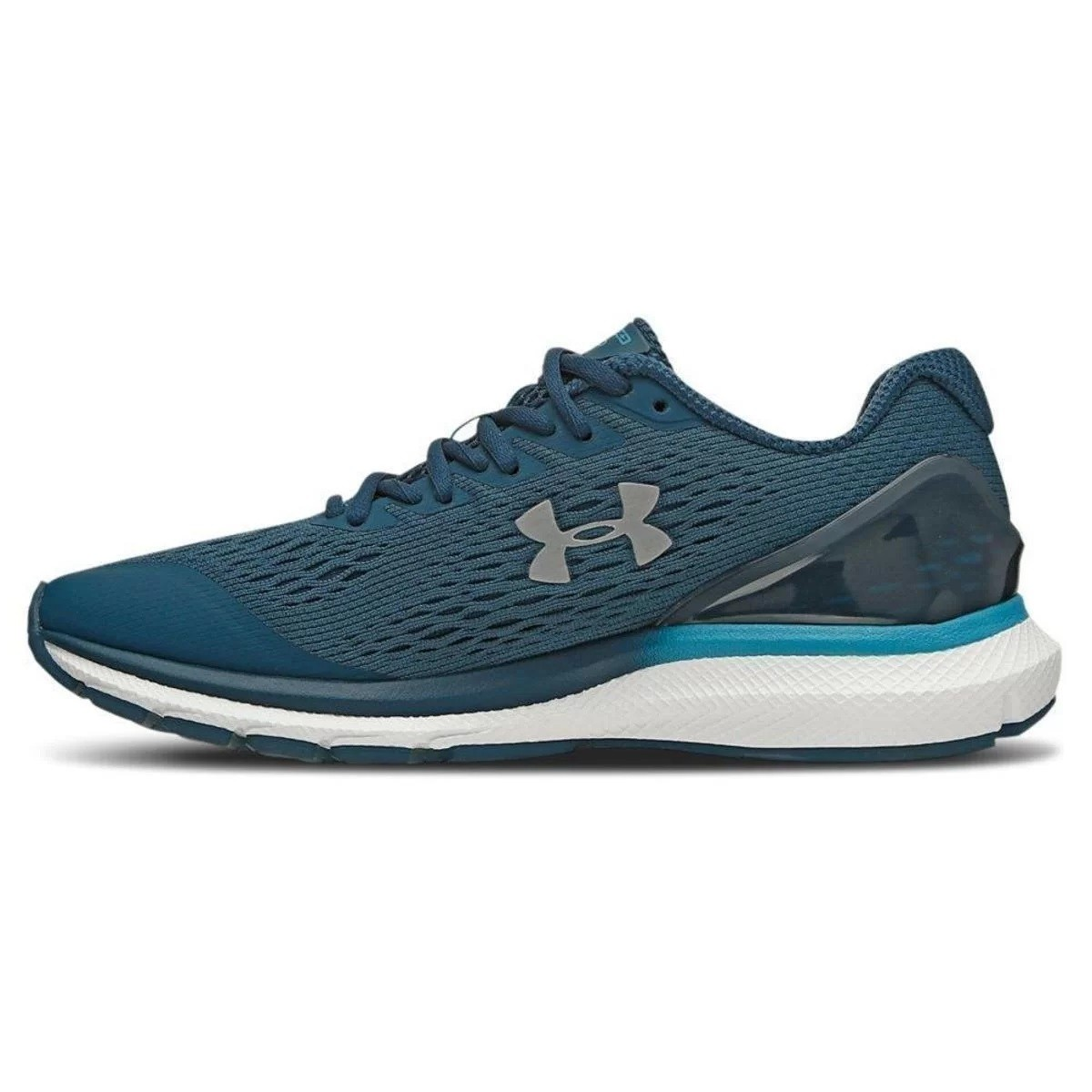 Tênis Under Armour Charged Extend Masculino Azul Petróleo