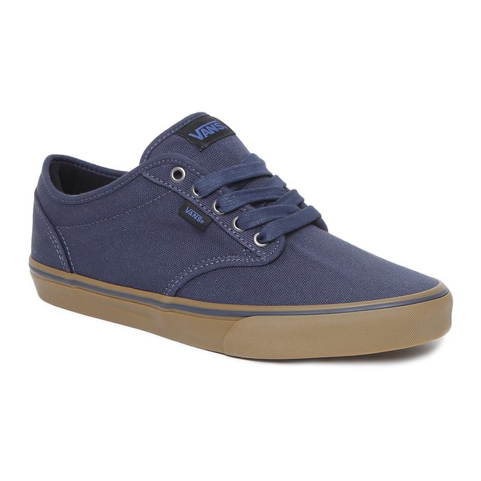Tênis Vans  12 Oz Atwood Canvas Masculino Azul Jeans