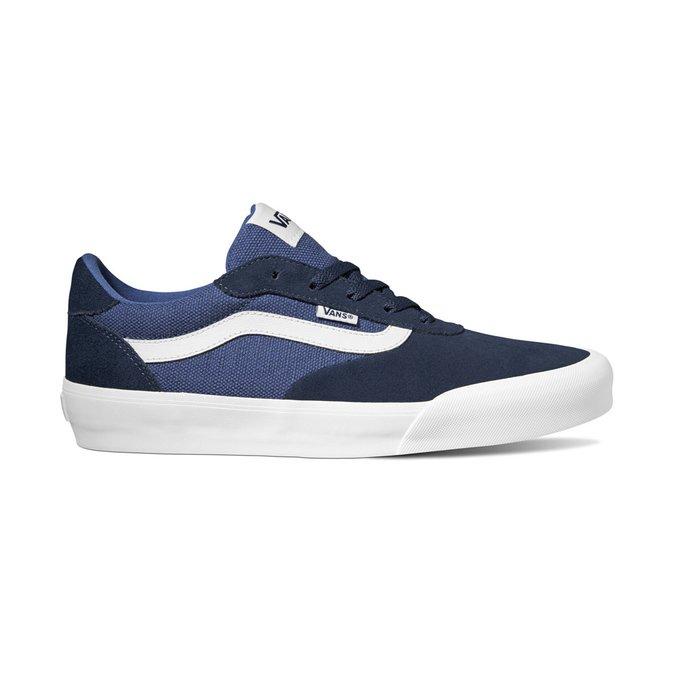 Tênis Vans Palomar Masculino Azul e Branco