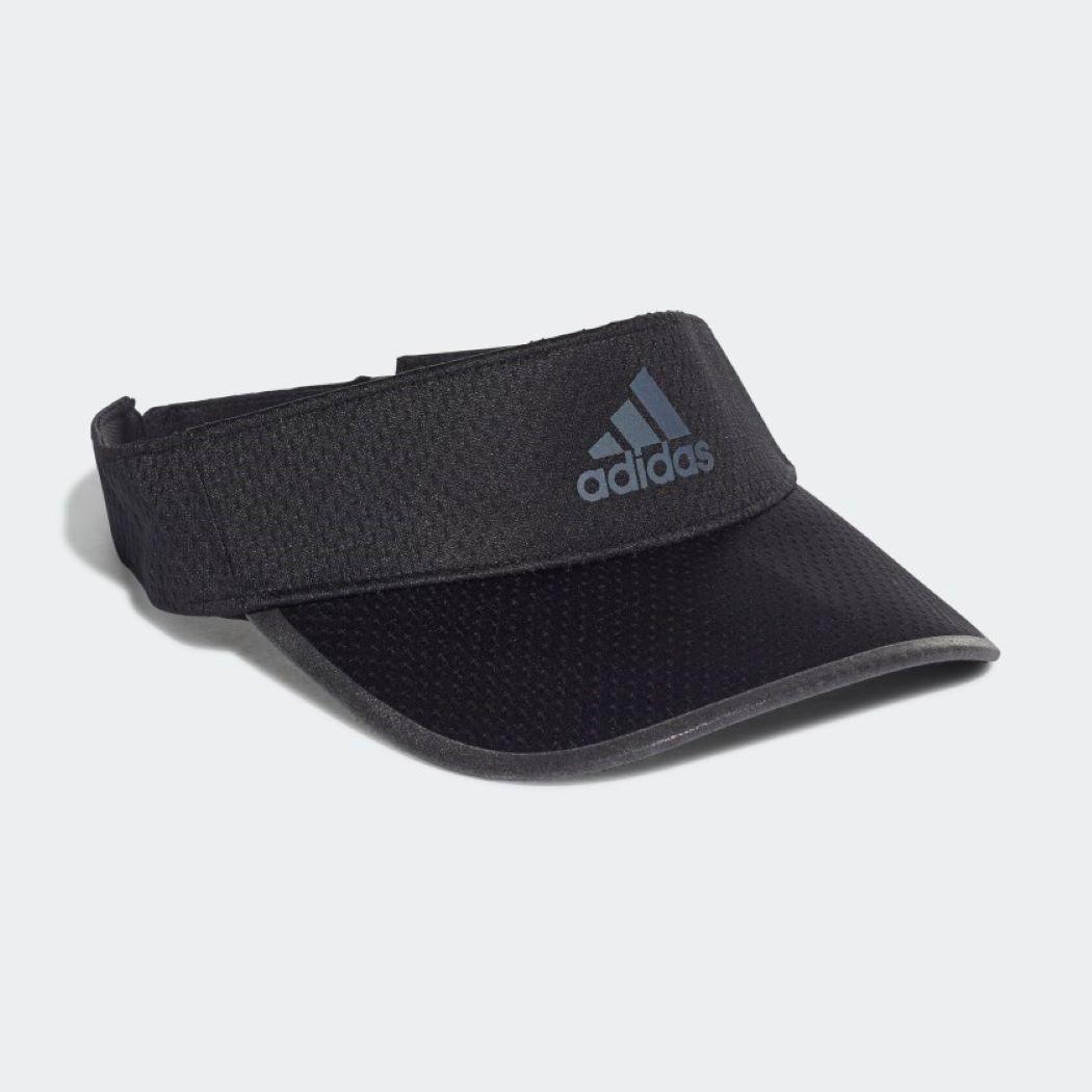 Viseira Adidas Aeroready Runner Preto